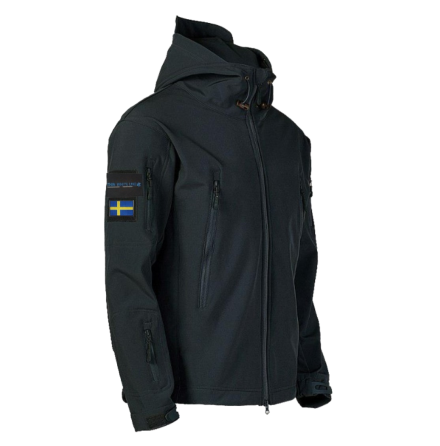Thin White Line Tactical Softshell Jacket