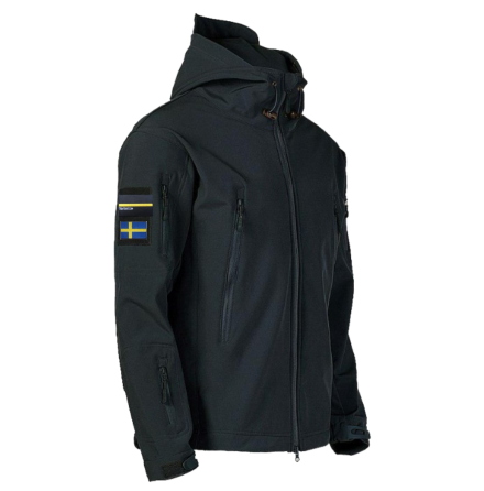 Thin Gold Line Tactical Soft Shell Jacket