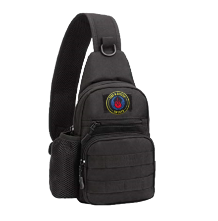 Tactical Sling Bag Fire & Rescue