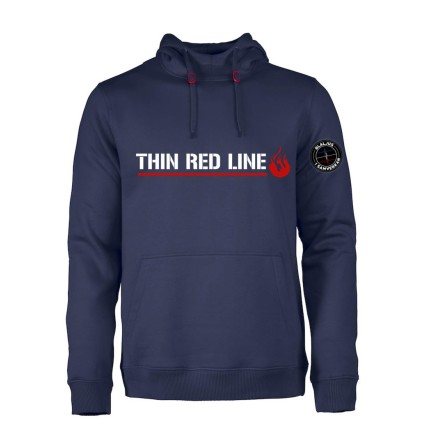 Thin Red Line Hoody