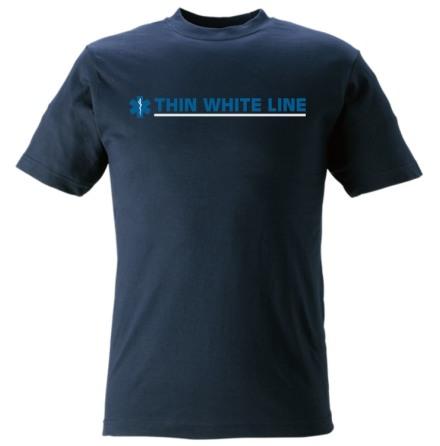 Thin White Line T-Shirt